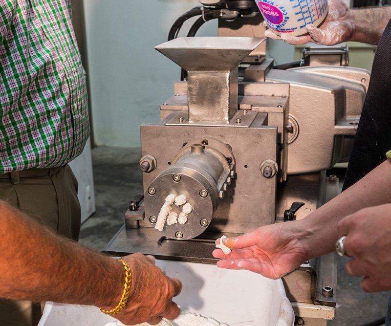food extrusion equipment Manufacturer Diamond America