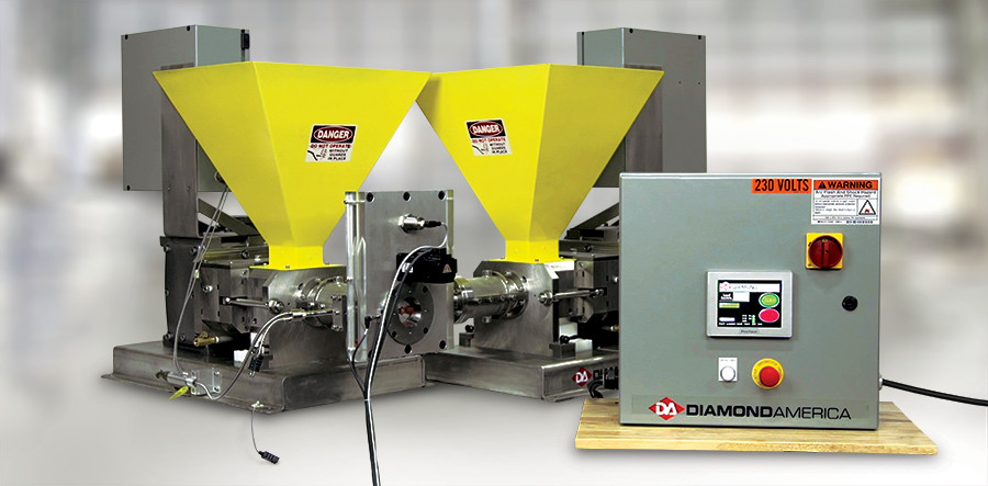 Smart Extruder With Higher Roi Diamond America