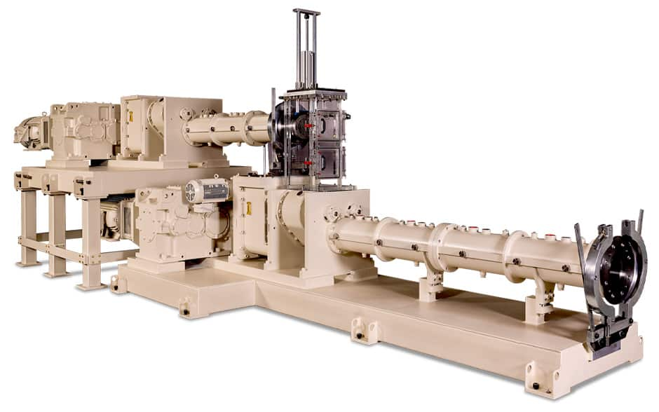 TF800 Heavy-Duty Extruder