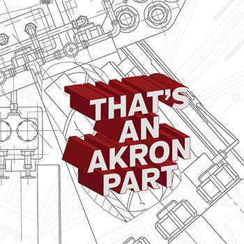 That's An Akron Part Logo