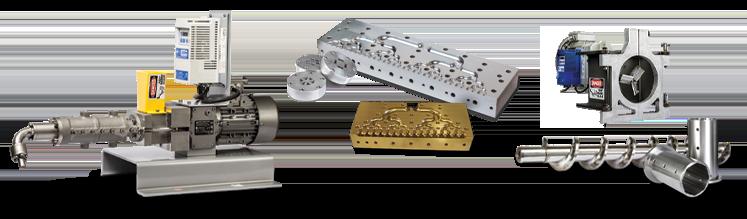 Extrusion Equipment Popup